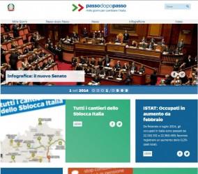 Renzi presenta il diario di bordo dei prossimi mille giorni di Governo