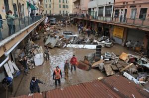 Rischio idrogeologico. Il progetto #italiasicura