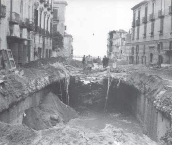 Alluvione di Salerno, conferenza dei Geologi