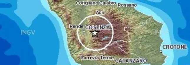 """Terremoto 4.4 in Calabria, notte di paura. L'esperto: """"se le case fossero a norma potremmo stare tranquilli"""""""