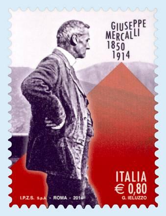 Un francobollo per Mercalli