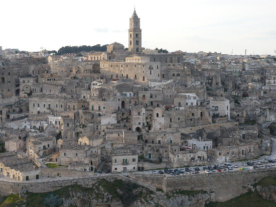 Geologia: Matera, la prima smart city italiana