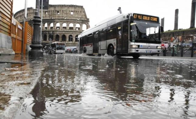Dissesto idrogeologico: la Regione Lazio interviene con 70 milioni