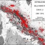 Terremoti, pericolosità sismica nell'Appennino settentrionale: alcune zone prioritarie