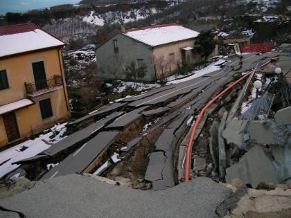 Rischio idrogeologico, disegno di legge all'esame del Senato