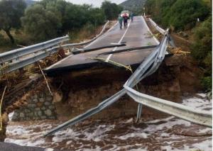 Dissesto idrogeologico, stanziati 50 milioni di euro