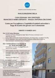 Una nuova casa universitaria per gli studenti dell'Aquila