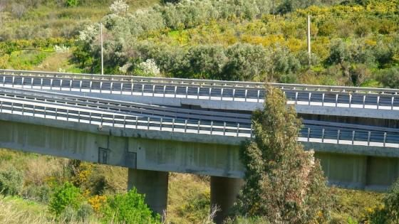 """Frana di Scillato, i geologi: """"Nel 2005 l'autostrada era già a rischio"""""""