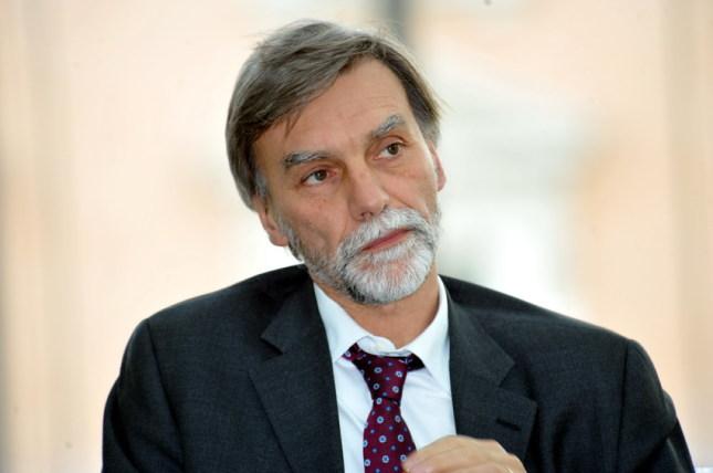Graziano Delrio è il nuovo ministro delle Infrastrutture