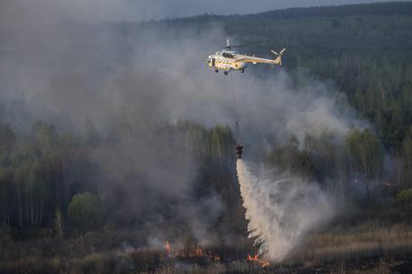 Incendi a Chernobyl, Greenpeace: rischio radioattività come un grosso incidente nucleare