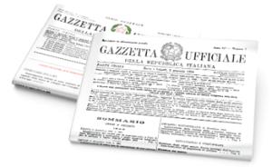 Gazzetta Ufficiale: Linee guida VIA progetti regionali e provinciali