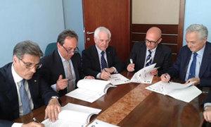 Presidi territoriali firmati gli accordi
