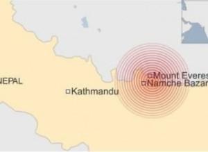 Nuovo devastante terremoto in Nepal, magnitudo 7.4 alle pendici dell'Everest