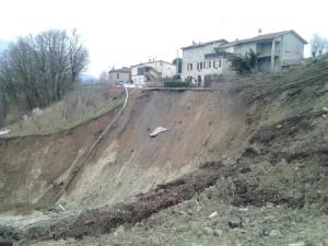 Troppe frane sul territorio, salta la prima edizione della Gran Fondo Valmarecchia
