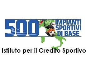 """""""1000 cantieri per lo sport"""": da oggi il via alle domande"""