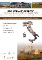 Il consumo di suolo in Italia – Edizione 2015
