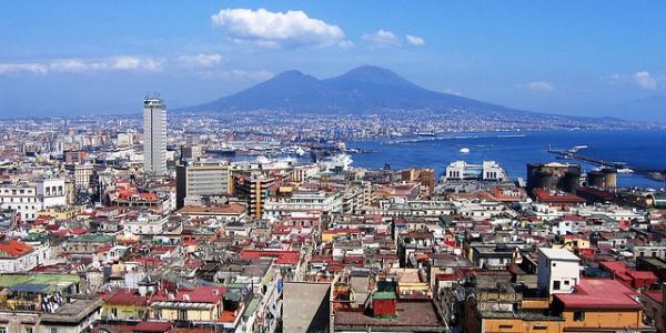 Scossa di terremoto ai piedi del Vesuvio