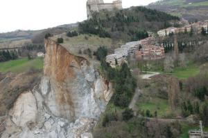 Dissesto idrogeologico: il caso San Leo