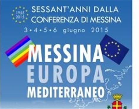 Di Europa unita si parlò 60 anni fa a Messina