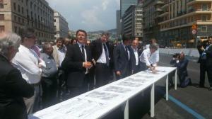 Rischio idrogeologico, a Genova 15 cantieri per 419,3 milioni