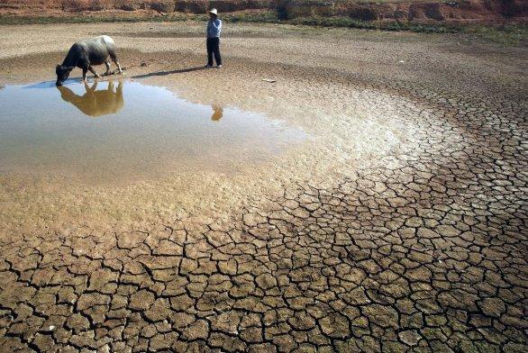 Nasa: a rischio 20 delle 37 falde acquifere del pianeta