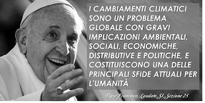 L'Ambiente e l'Enciclica di Papa Francesco