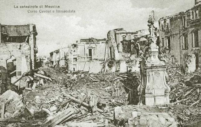 28 dicembre 1908, terremoto dello stretto di Messina: la catastrofe naturale più disastrosa della storia d'Europa