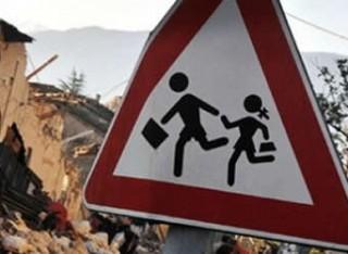"""""""Rischio sismico, le scuole devono essere rese sicure"""""""