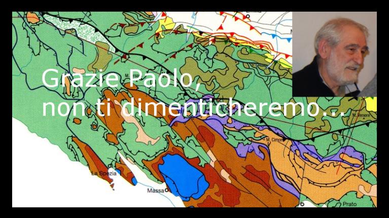 Ultimo saluto al Prof. Paolo Scandone