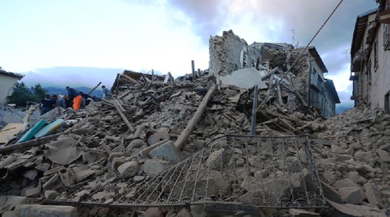 """Geologi: """"In Italia in media un sisma di magnitudo superiore ai 6.3 ogni 15 anni"""""""