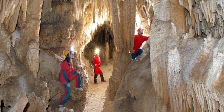 Prove generali di master universitario le Grotte pronte ad educare i geologi