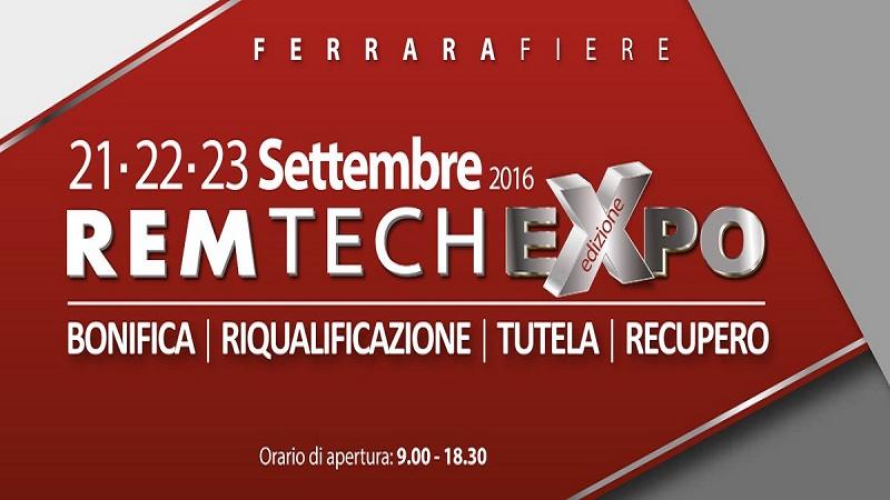 Il Consiglio Nazionale dei Geologi e l'Ordine dei Geologi dell'Emilia-Romagna a  RemTech-Esonda 2016