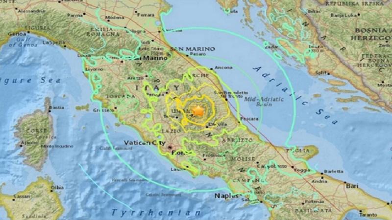 Italia sismica. Il destino di quelle terre. Nessuno è al sicuro