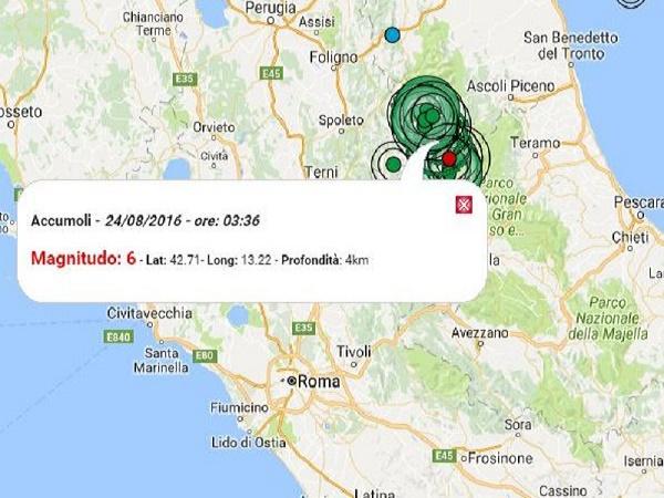 """Geologi: """"In Italia almeno 24 milioni di persone in aree ad elevato rischio sismico"""""""