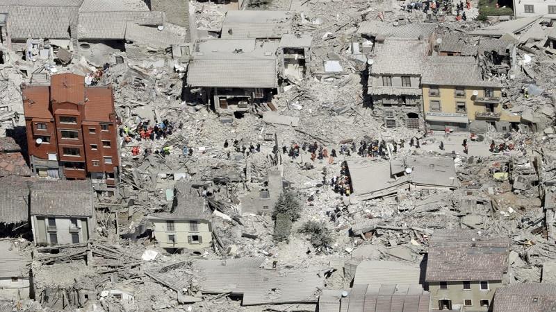 Terremoto. Pronta la delibera sul cratere, al via Casa Italia