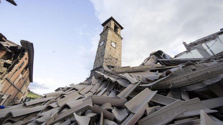 Emergenza terremoto geologi in prima linea