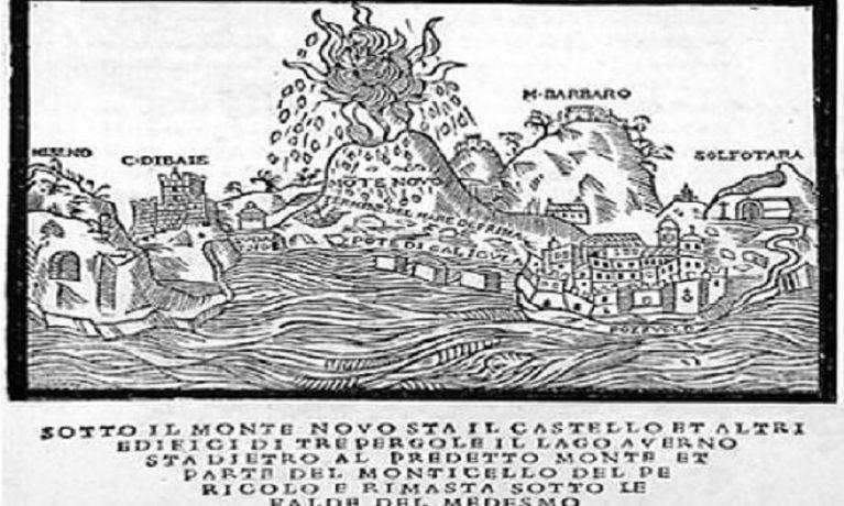 Così esplosero i Campi Flegrei. Come 500 anni fa, anche oggi il suolo si sta sollevando sotto al super-vulcano