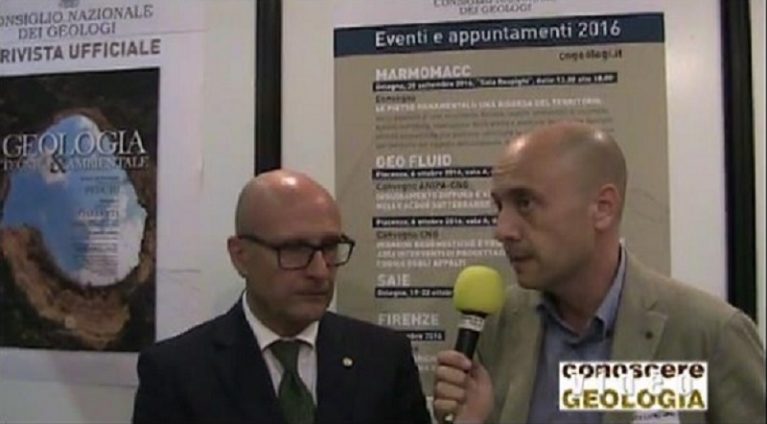 Remtech 2016 – Intervista al Presidente CNG Francesco Peduto