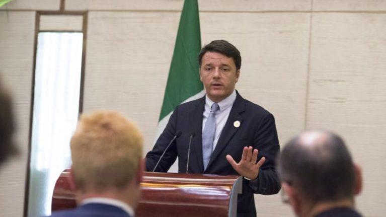 Terremoto, Renzi: la ricostruzione costerà almeno 4 miliardi