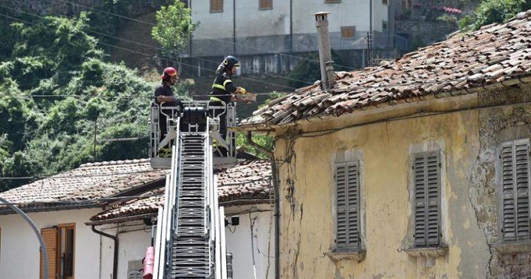 Terremoto Centro Italia: proseguono le verifiche di agibilità sugli edifici privati