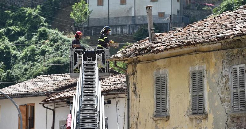 Terremoto centro-Italia: al via gli interventi di riparazione con rafforzamento locale