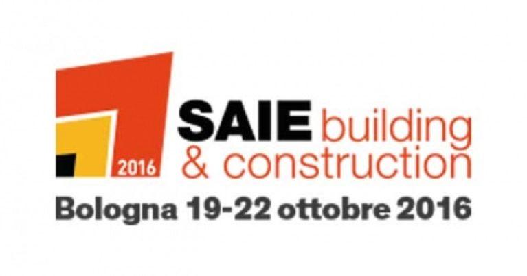 Il Consiglio Nazionale dei Geologi e gli Ordini dei Geologi dell'Emilia-Romagna, Abruzzo, Lazio, Marche, Umbria presenti alla manifestazione  SAIE 2016