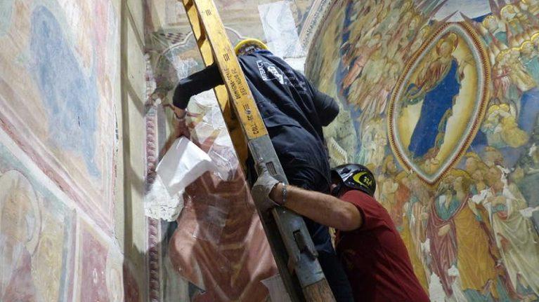 Terremoto centro-Italia: interventi sui beni culturali