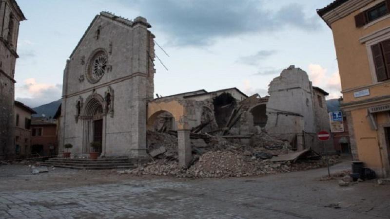 Non allenati ai terremoti