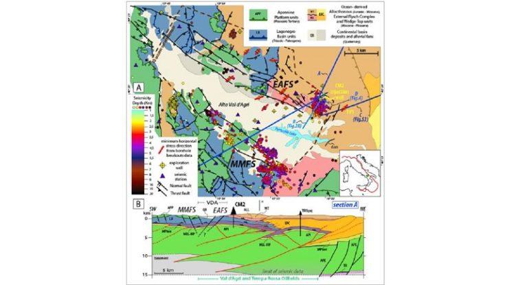 Studio di dettaglio sulla sismicità indotta