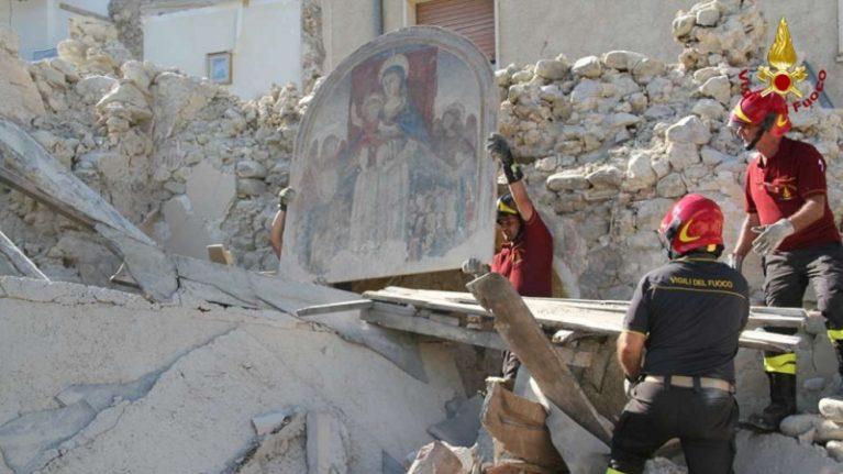 Arte distrutta dal sisma, ritardi costati 200 milioni