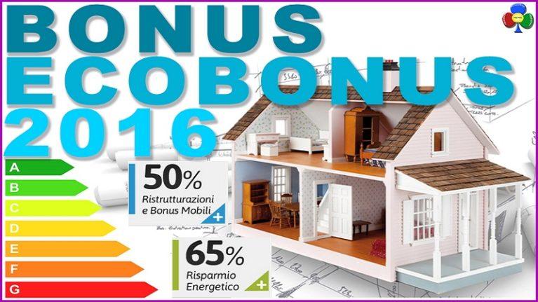 I bonus edilizi nella legge di bilancio 2017