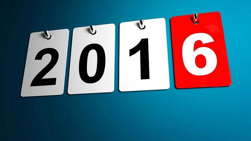Un 2016 pieno di traguardi
