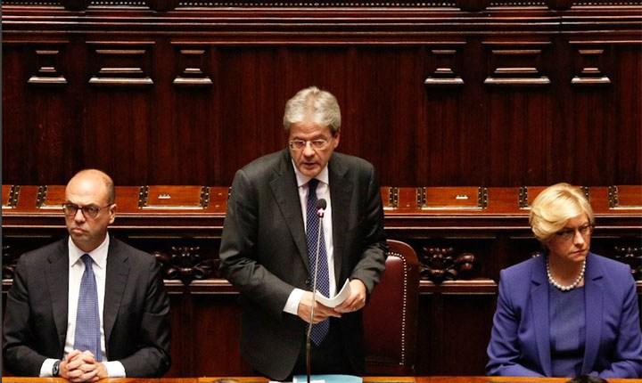Ricostruzione, Casa Italia e Ministero per il Sud, Paolo Gentiloni annuncia l'agenda del nuovo Governo