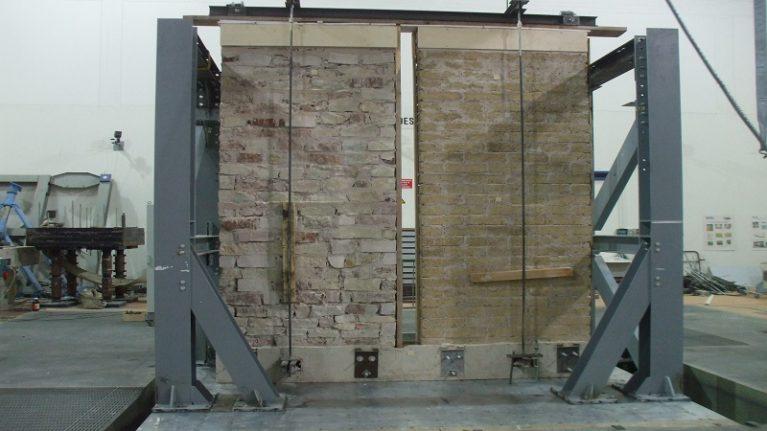 L'Enea ricrea il sisma di Amatrice (in laboratorio) per testare le murature
